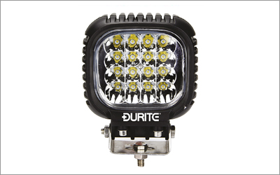 Security lights for farms